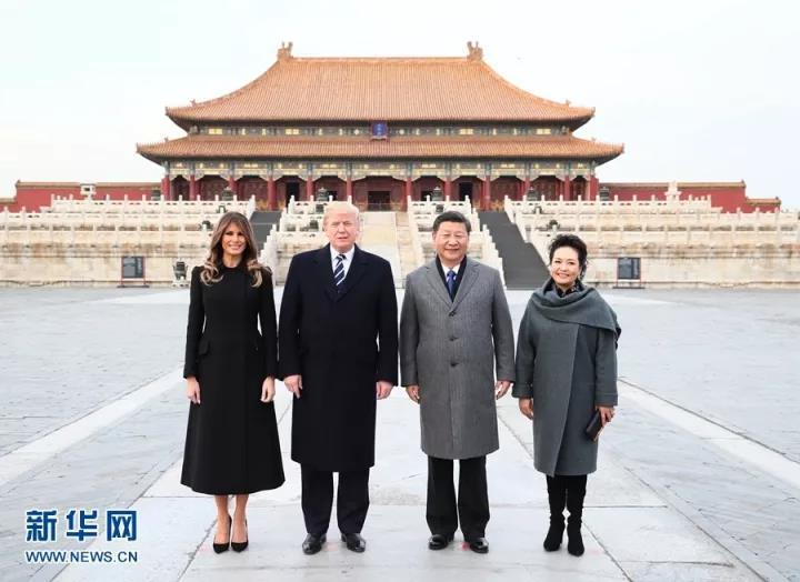 川普访华,中国不声不响中取得了这五大成就!_图1-4