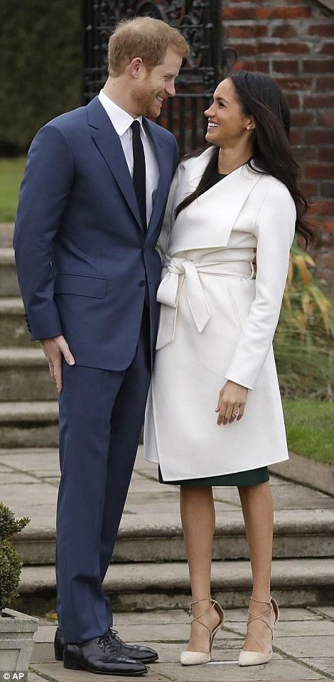 英国哈里王子与美国女星订婚 甜蜜讲述求婚细节_图1-1