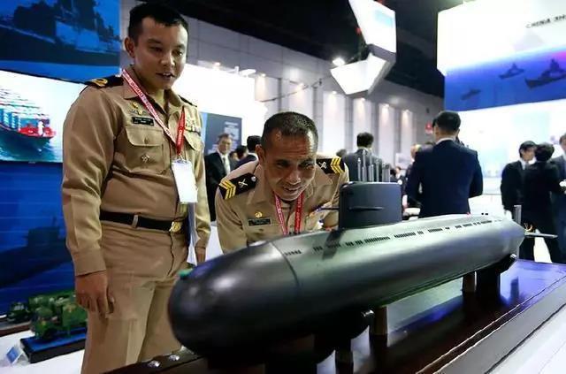 中国推销潜艇布局印度洋?我们的目标是……_图1-3