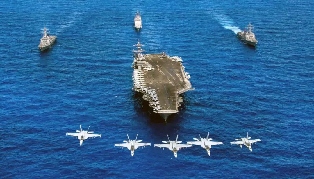 """美国航母""""抵近"""",中国表现淡定的底气在这里――_图1-3"""