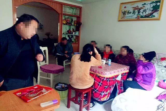 陕西:15岁女孩放寒假 被父母拉去订婚换彩礼钱(图)_图1-1