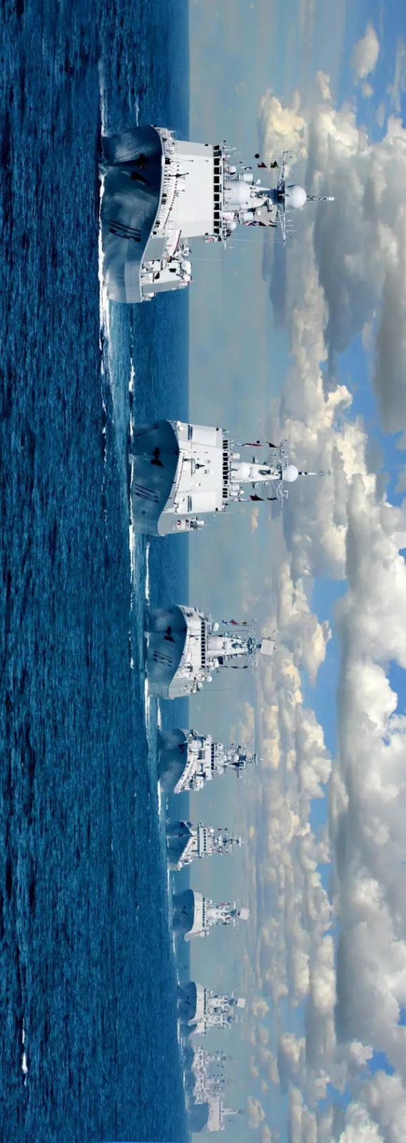 为什么南海大阅兵提前结束?三个重磅信号!_图1-6