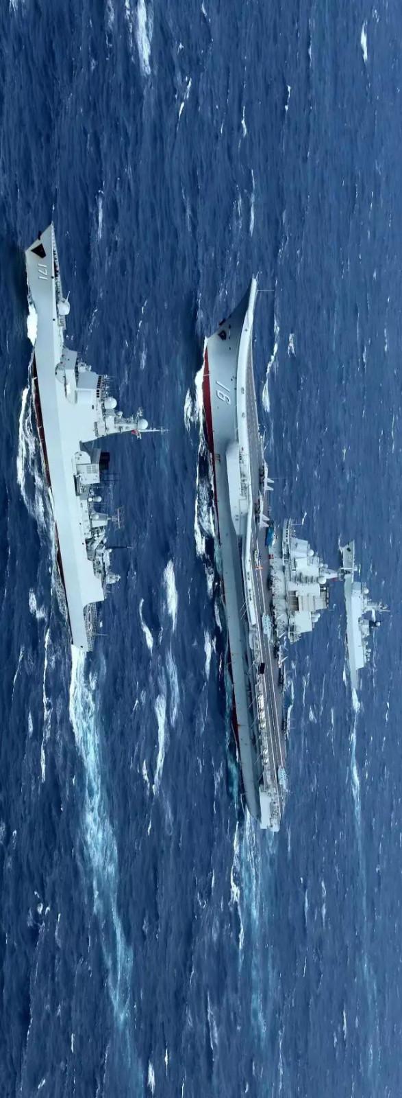 为什么南海大阅兵提前结束?三个重磅信号!_图1-8