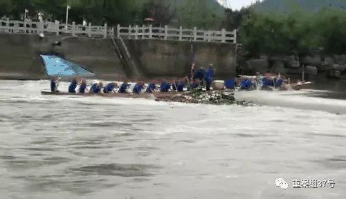 广西桂林两龙舟翻船17人死亡 当地赛龙舟没有穿救生衣习惯
