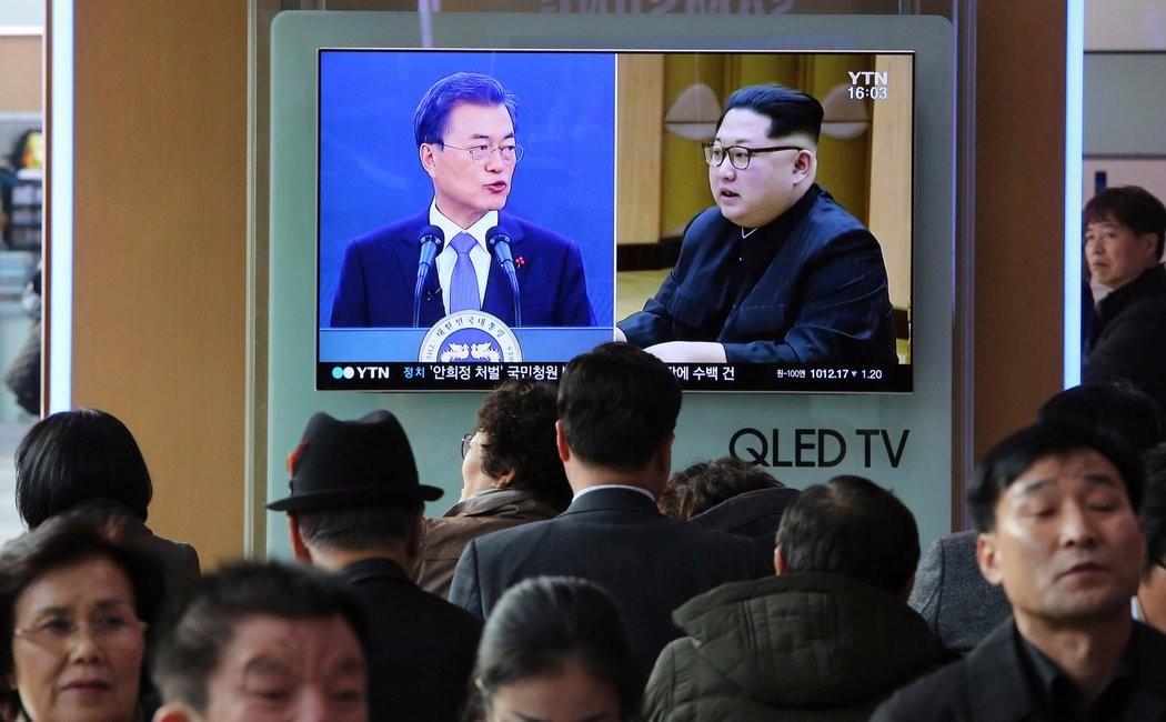美外交官:判断朝鲜是否真想无核化 对朝峰会是关键_图1-1
