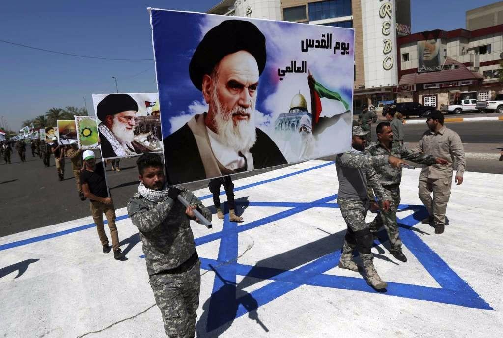 美国退协议后率先制裁伊朗央行行长 德黑兰威胁重启铀浓缩计划_图1-5