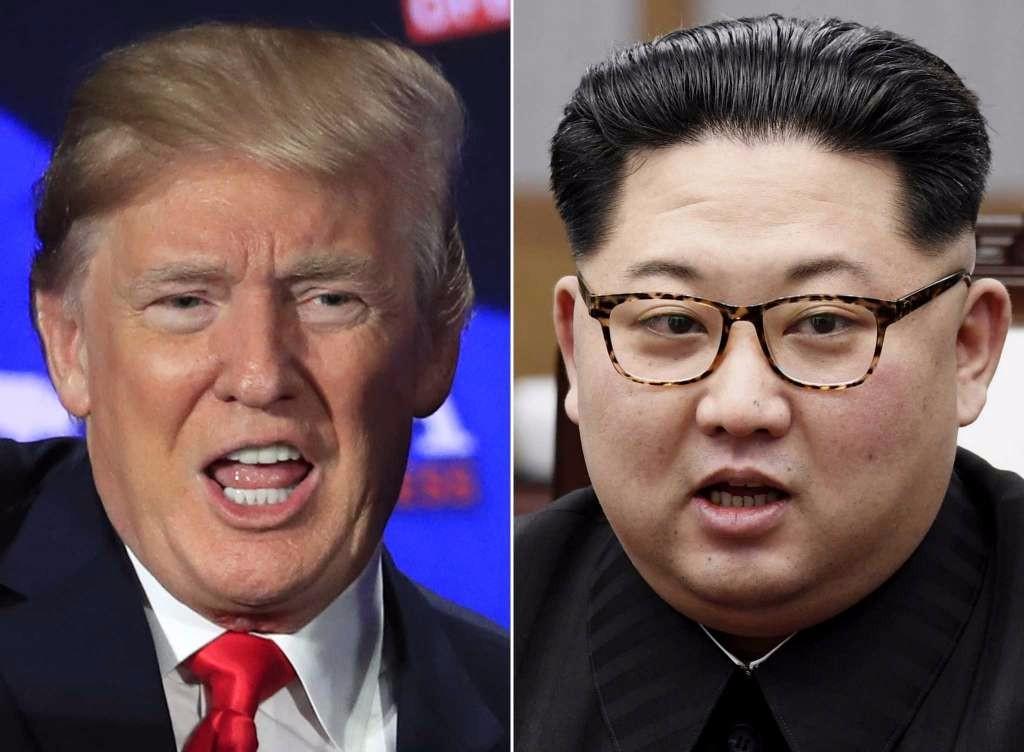 川普称未收到朝鲜威胁取消川金会的通知 开不成就继续对朝最大化施压_图1-1