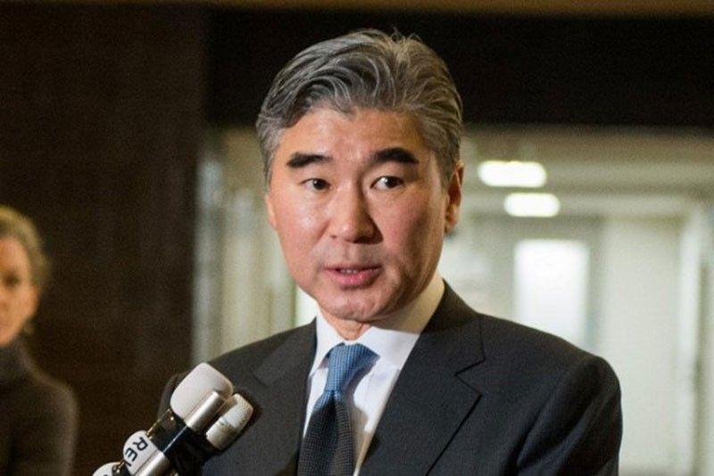 美国代表团前往朝鲜会谈 为川金会筹备工作铺路_图1-2