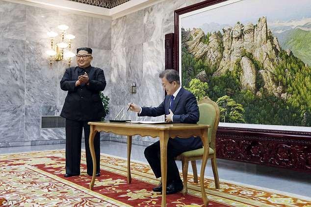 美国代表团前往朝鲜会谈 为川金会筹备工作铺路_图1-4