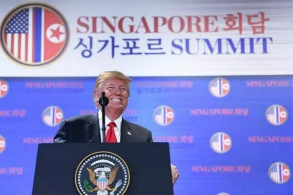 """川普向金正恩作出这个承诺后,朝鲜的这两个邻居""""炸了""""――_图1-2"""