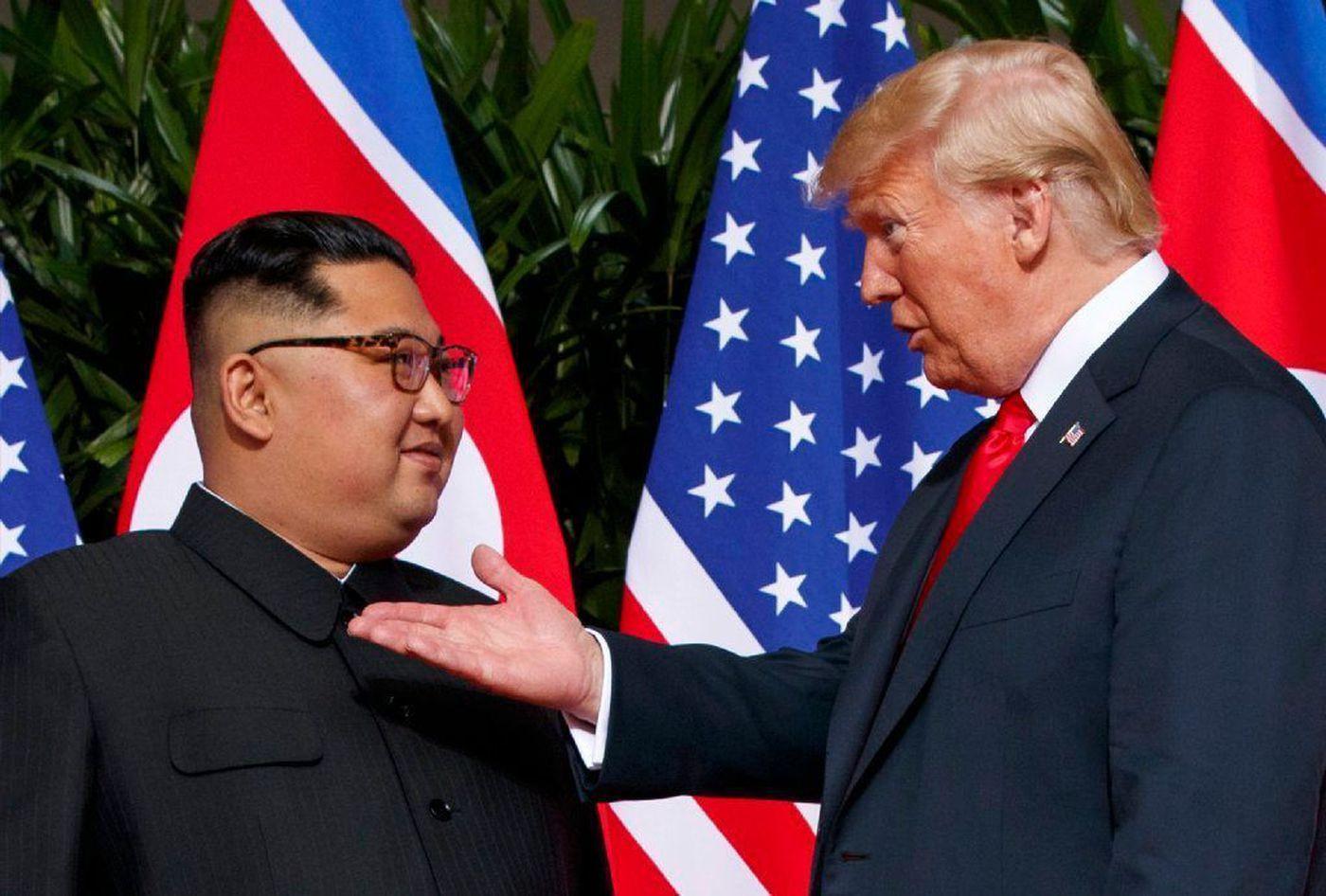 """美高官称美韩军演将""""无限期暂停"""" 文在寅:韩国愿意考虑_图1-1"""