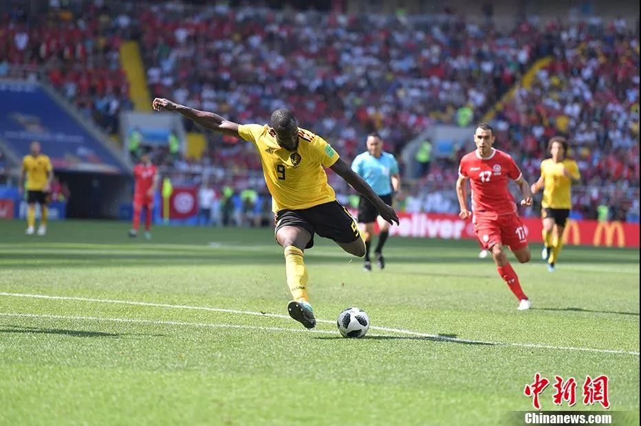 比利时进球功臣卢卡库:他们再不会查我的身份证了_图3-3