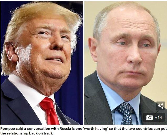 """美俄峰会时间地点刚敲定 川普立发推就""""涉选案""""偏袒俄罗斯_图1-1"""