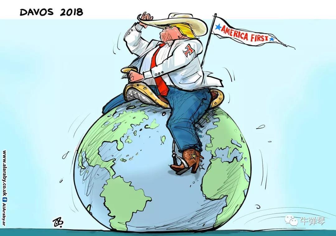 全球贸易战,川普这句话让欧洲人是如梦初醒!_图1-1