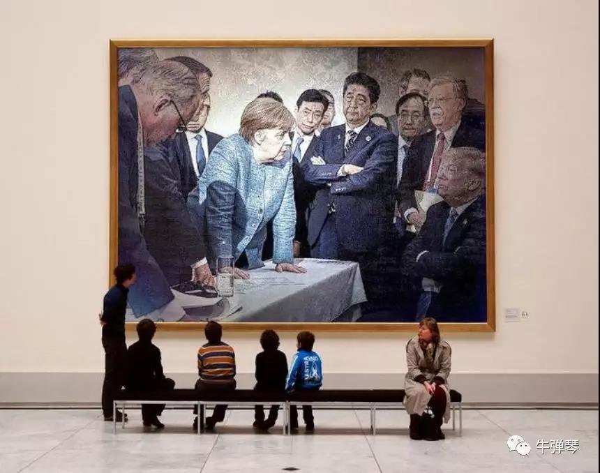 全球贸易战,川普这句话让欧洲人是如梦初醒!_图1-4