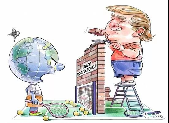 全球贸易战,川普这句话让欧洲人是如梦初醒!_图1-5