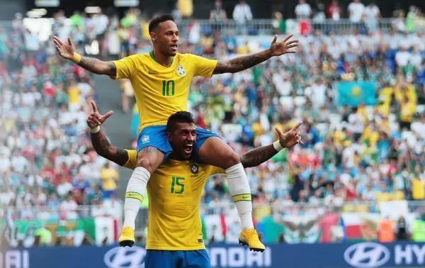世界杯8强:巴西迎战比利时,这竟是最没悬念的一场较量?_图1-4