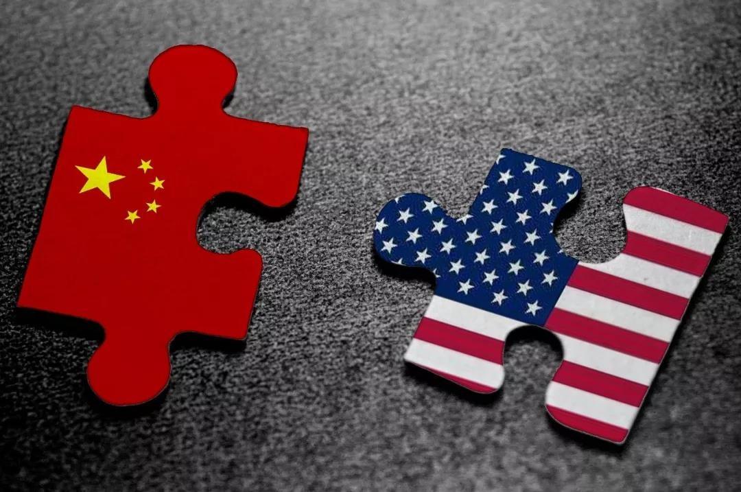 """""""中美贸易战""""开战在即 中国官方密集表态_图1-4"""