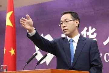 """""""中美贸易战""""开战在即 中国官方密集表态_图1-3"""