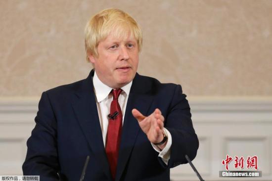 """英国""""脱欧""""分歧升级 两名重量级部长相继辞职_图1-4"""