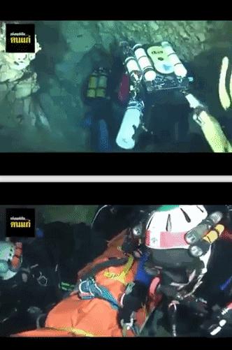 13人全部获救!泰国洞穴救援为什么会牵动全世界的心?_图1-4