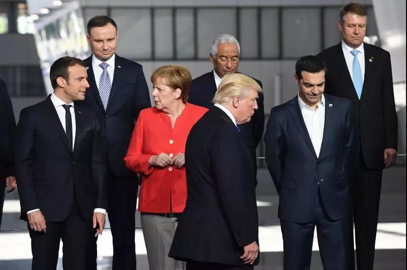 """想""""单干""""?!欧洲敢把美国""""踢""""出这个群吗?_图1-4"""