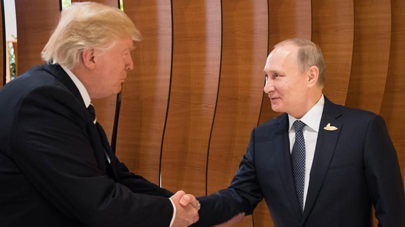 北约峰会在即 川普:与普京会面比盟友国首脑更轻松_图1-1