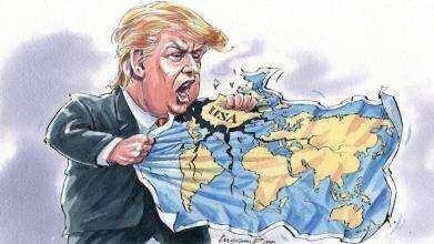 人民日报:美国升级贸易战是霸凌主义对世界的挑衅_图1-1