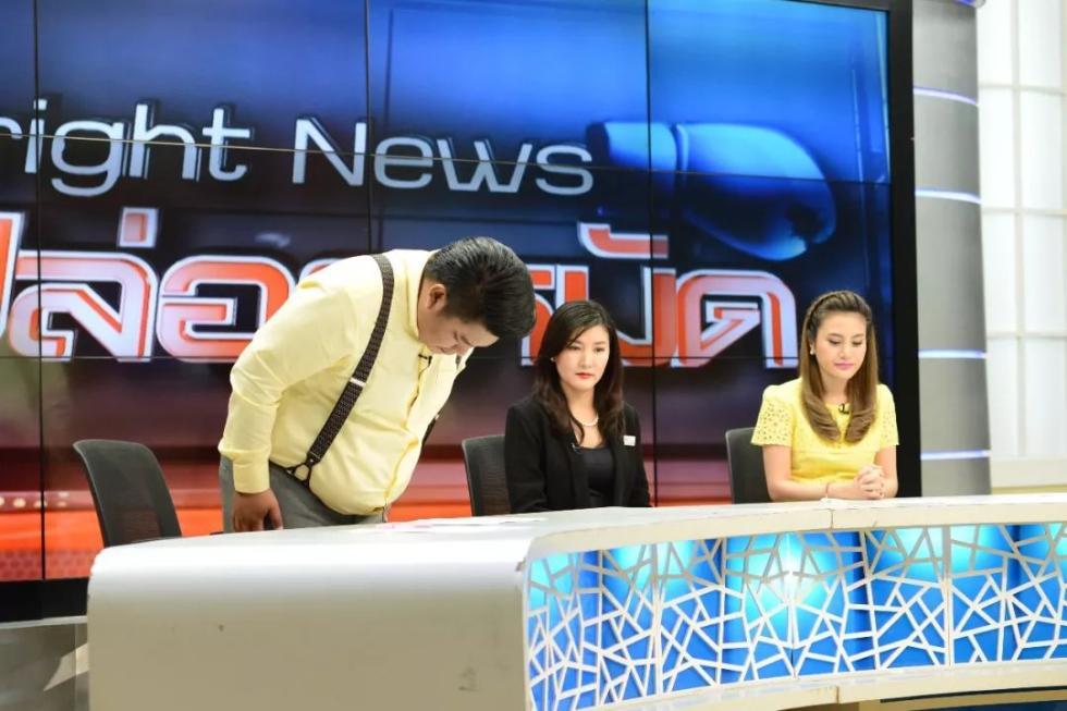 """说""""中国人自己带中国人来死"""",泰国电视主播鞠躬道歉_图1-5"""