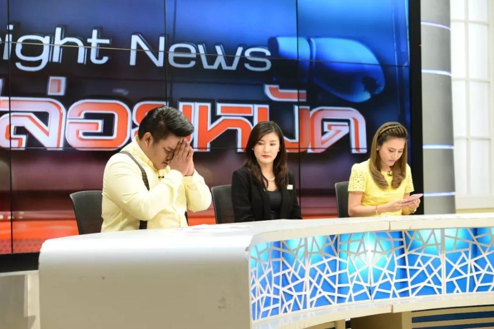 """说""""中国人自己带中国人来死"""",泰国电视主播鞠躬道歉_图1-6"""