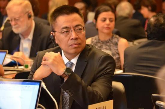 美方在WTO总理事会攻击中国经济模式 中方大使当场驳斥_图1-1