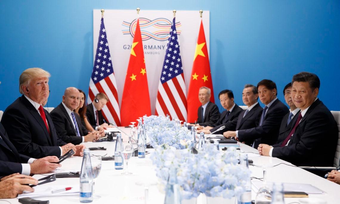 中美贸易战有望缓和? 媒体称习近平川普11月将会晤_图1-1