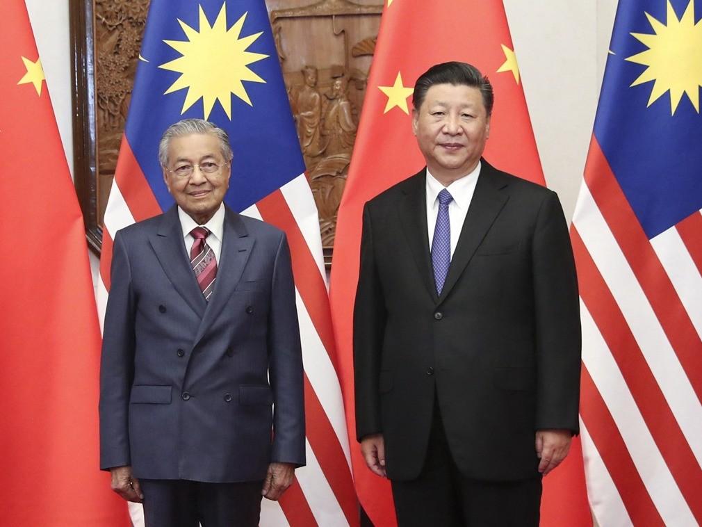 环球时报社评:马哈蒂尔访华,中国外交的一次打分_图1-1