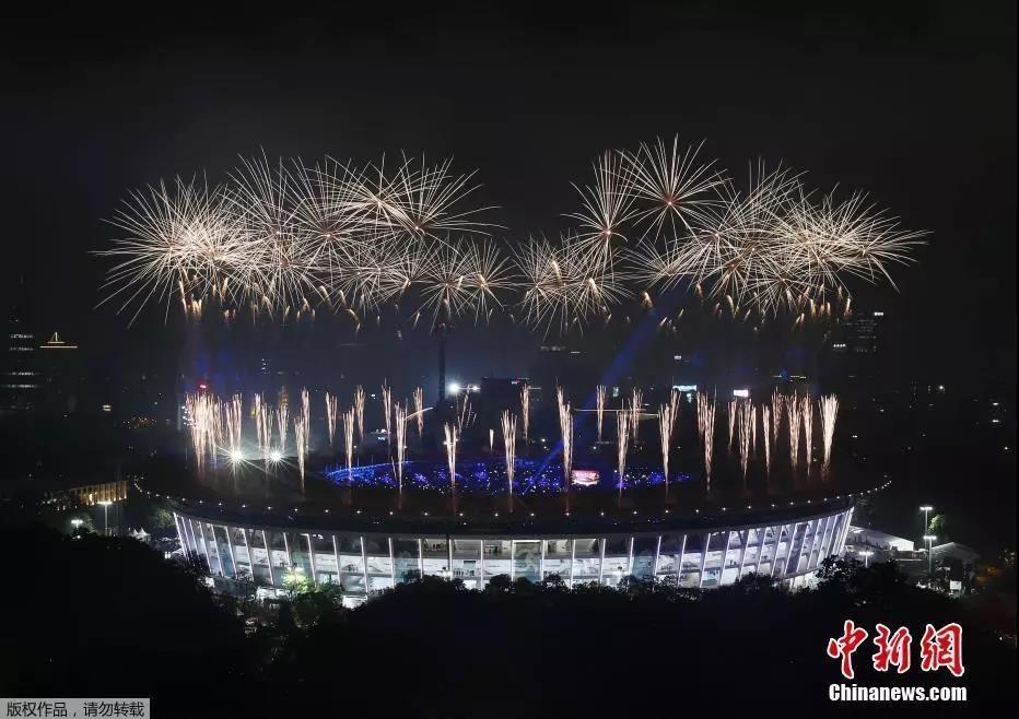 2022杭州见!雅加达亚运会闭幕,杭州8分钟惊艳世界!_图1-1