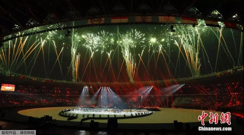 2022杭州见!雅加达亚运会闭幕,杭州8分钟惊艳世界!_图1-3