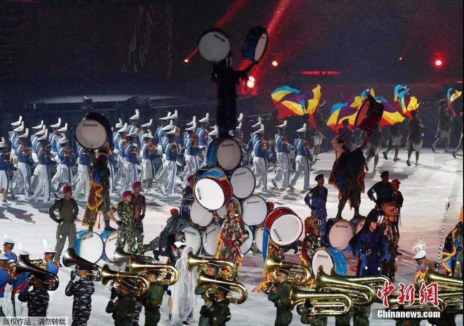 2022杭州见!雅加达亚运会闭幕,杭州8分钟惊艳世界!_图1-2