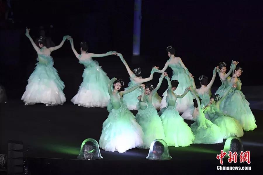 2022杭州见!雅加达亚运会闭幕,杭州8分钟惊艳世界!_图1-10