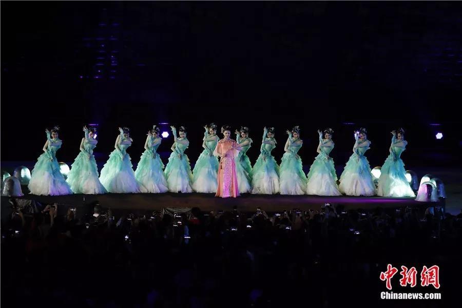 2022杭州见!雅加达亚运会闭幕,杭州8分钟惊艳世界!_图1-11