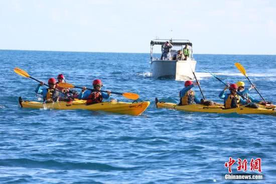"""中国海军首次参加""""科瓦里""""中澳美联合训练_图1-4"""