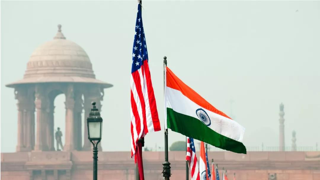 """想干什么?美防长和国务卿竟一起跑到印度""""聊中国""""……_图1-1"""