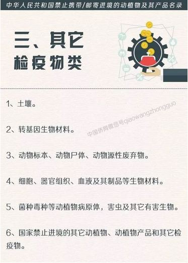 中国海关提醒:中秋国庆期间,出入境及邮寄物品,千万注意这些事!