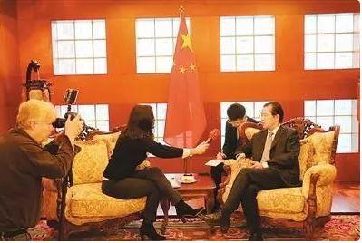 """从日本到瑞典,中国外交官不该被""""键盘侠""""们一再误解!_图1-1"""