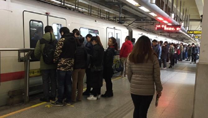 上海建最长市郊地铁线 中国地铁走在世界前列_图1-1