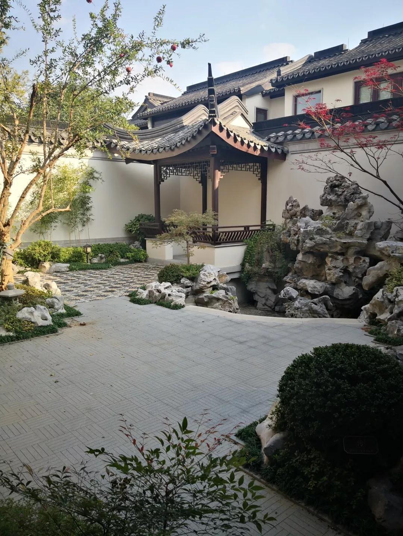 杭州价值六千万人民币园林合院被法院查封 业主是女股市操盘手女儿_图1-3