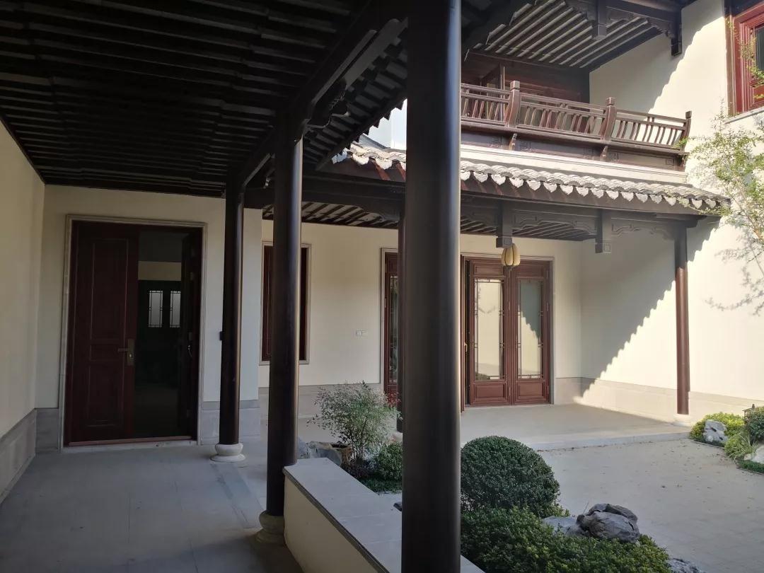 杭州价值六千万人民币园林合院被法院查封 业主是女股市操盘手女儿_图1-4