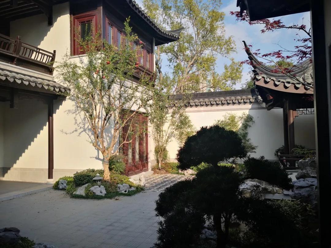 杭州价值六千万人民币园林合院被法院查封 业主是女股市操盘手女儿_图1-5