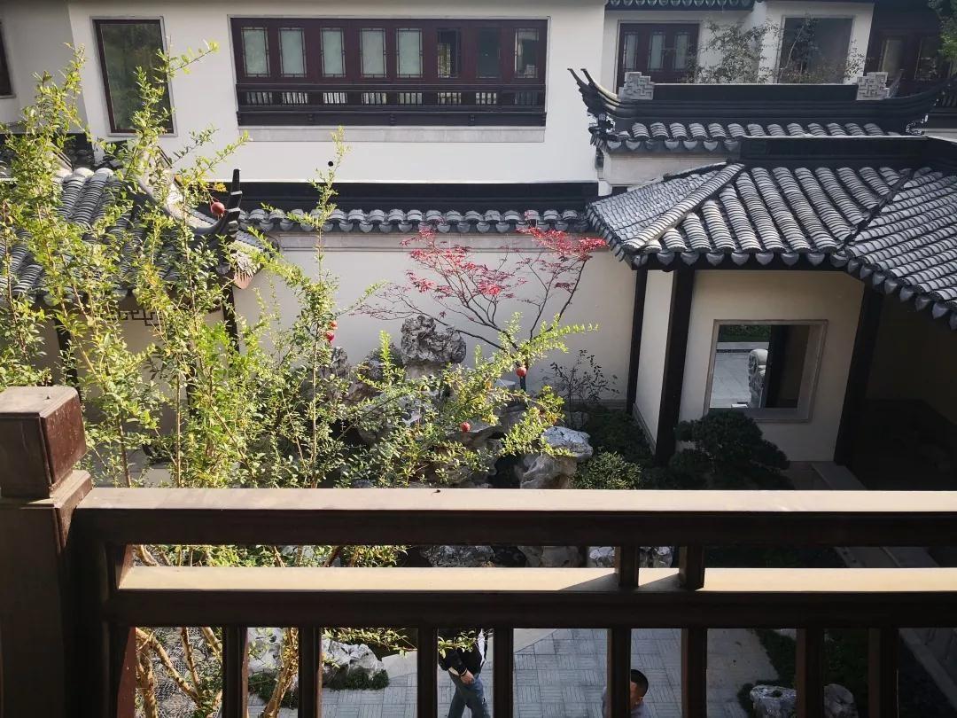 杭州价值六千万人民币园林合院被法院查封 业主是女股市操盘手女儿_图1-6