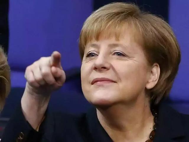 """""""铁娘子""""默克尔要走了,欧盟会为她哭泣吗?_图1-2"""