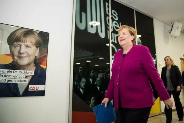 """""""铁娘子""""默克尔要走了,欧盟会为她哭泣吗?_图2-3"""