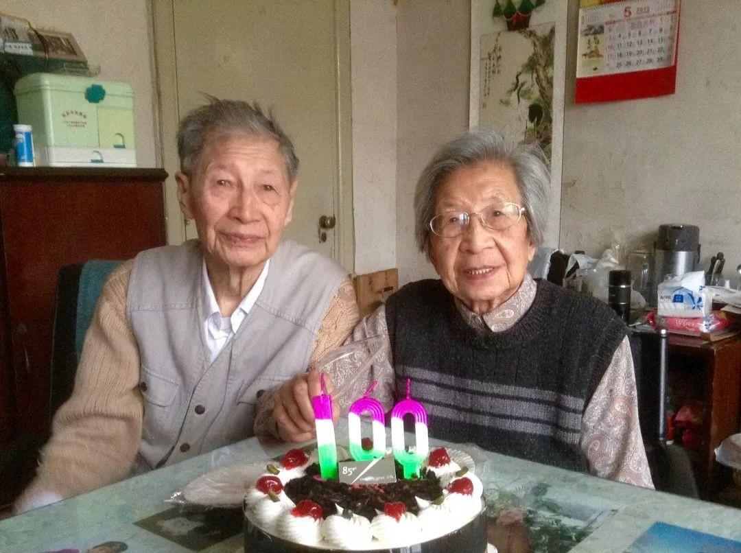 一门7博士! 上海最高寿伉俪、交大百岁校友携手77载,爱情一如最初的模样_图1-6